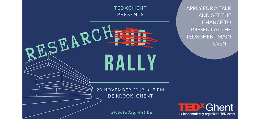 Tedx Research Rally